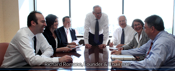 Richard Romano, Founder & Chairman