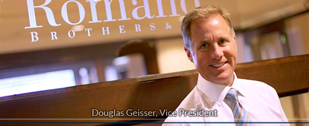 Douglas Geisser, Vice President